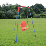This baby garden swing set will keep your tot safe and sound whilst having a whale of a time enjoying the great outdoors.