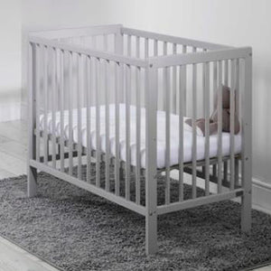 This gorgeous Grey Wooden Carolina Space Saving Cot is very simple to put together, for a hassle free assembly.
