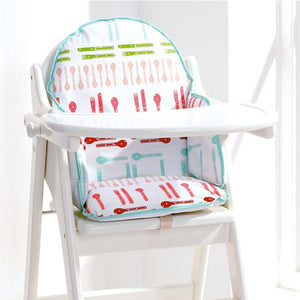 Padded Highchair Insert | Soft Foam Filling | Wipe Clean | Diddy Diner