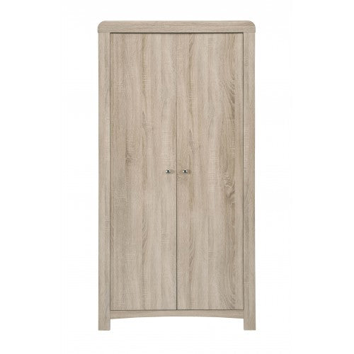 The Silkworm Wardrobe has a washed-wood finish, which looks fantastic with white and neutral shades.