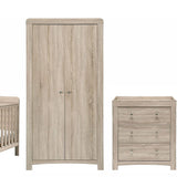 The Silkworm Collection is perfect for any nursery with the washed wood finish