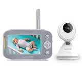 "4.5"" High Resolution Infant Baby Pixel Monitor 