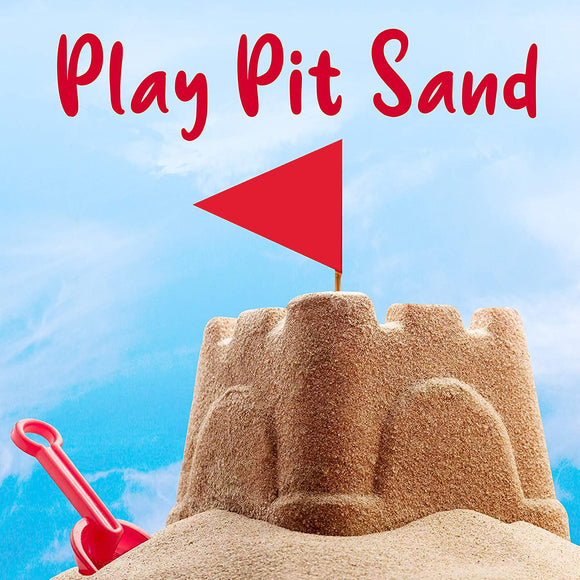 Play with friends or family and see what you can create with our non-toxic, safe, clean and non-stain sand.