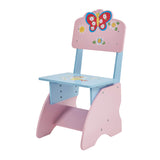 Matching chair included Child safe mirror