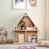 Multipurpose doll house - you can play with your toys but use it as a bookcase or toy storage