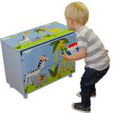 Ideal for any toddlers bedroom, suitable for 2 years+ at size 60 cm wide  x 48cm high x 30cm deep