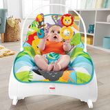 A great baby rocker for playing or resting and with a stationary seat position with kick stand, it is also ideal for feeding