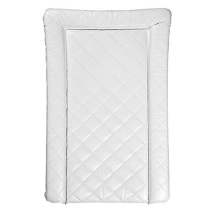The quilted changing mat has an extra layer of padding, to make sure your baby is comfortable during nappy changes.