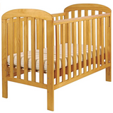 Treetops Cot with Drop side | Twiggy Antique Pinewood