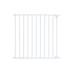 Recommended for 6 to 24 months, our stair gate has adaptable panels to create a safe environment for both babies & toddlers.