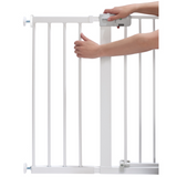 White Stair Gate | Baby Gate | Extendable Safety Gate