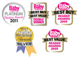 This baby stair gate is a multi award winning item giving you confidence when purchasing