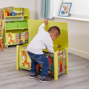 Bright colours and super cute animal designs adorn our Kid Safari Animals Collection of modern kids furniture