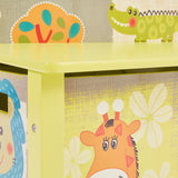 Friendly safari design for your little ones imagination