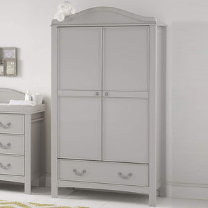 A matching cot bed and dresser are also available to complete the room set.