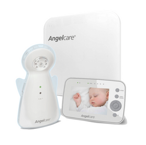 "Angelcare Digital Video, Movement and Sound 3.5"" Screen Baby Monitor"