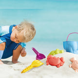 Not just a bath toy or for sandpits, you can take sand and water set to the beach too