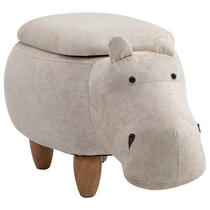 Super cute and fun hippo design your little one will adore