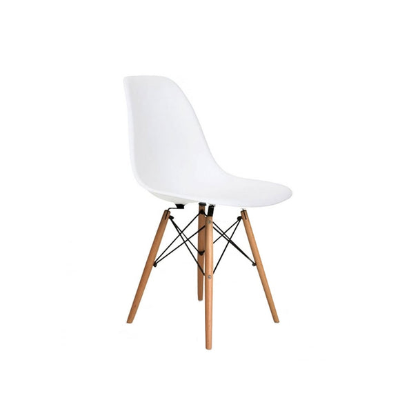 Eiffel Design Inspired Kids Contemporary Solid Wooden Chair | Choice of Colours