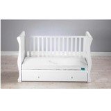 Luxury Micro Pocket Spring mattress with dent-resistant foam.
