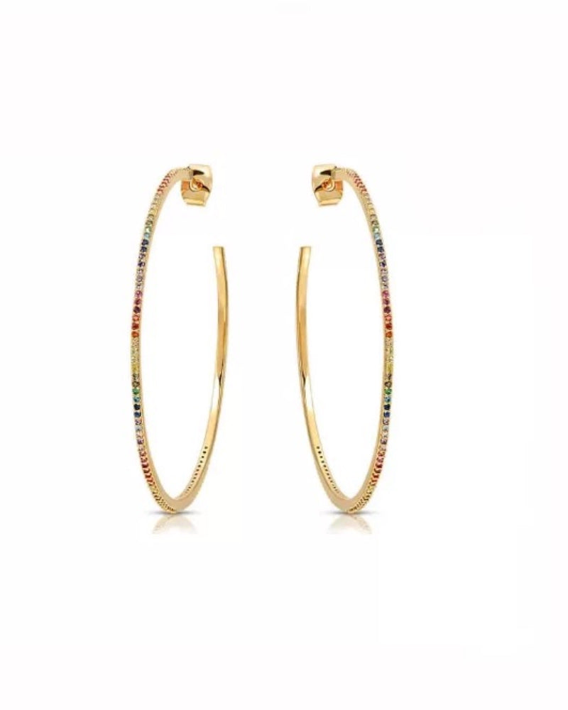 NEW!!! Alisha Hoop Earrings
