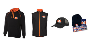 4x4 Indistress Ultimate Supporter Bundle with Hoodie