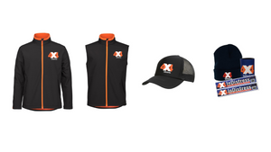 4x4 Indistress Ultimate Supporter Bundle with Jacket
