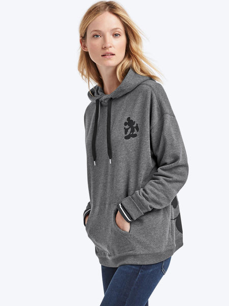 Brushed half-zip pullover