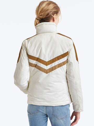 ColdControl Lite chevron jacket