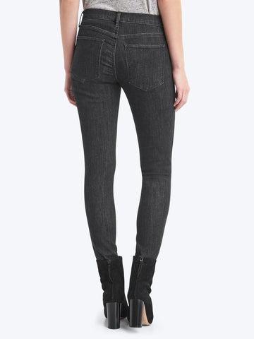 High Stretch Legging Jeans Black Denim
