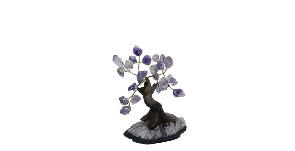 Gemstone Bonsai Tree