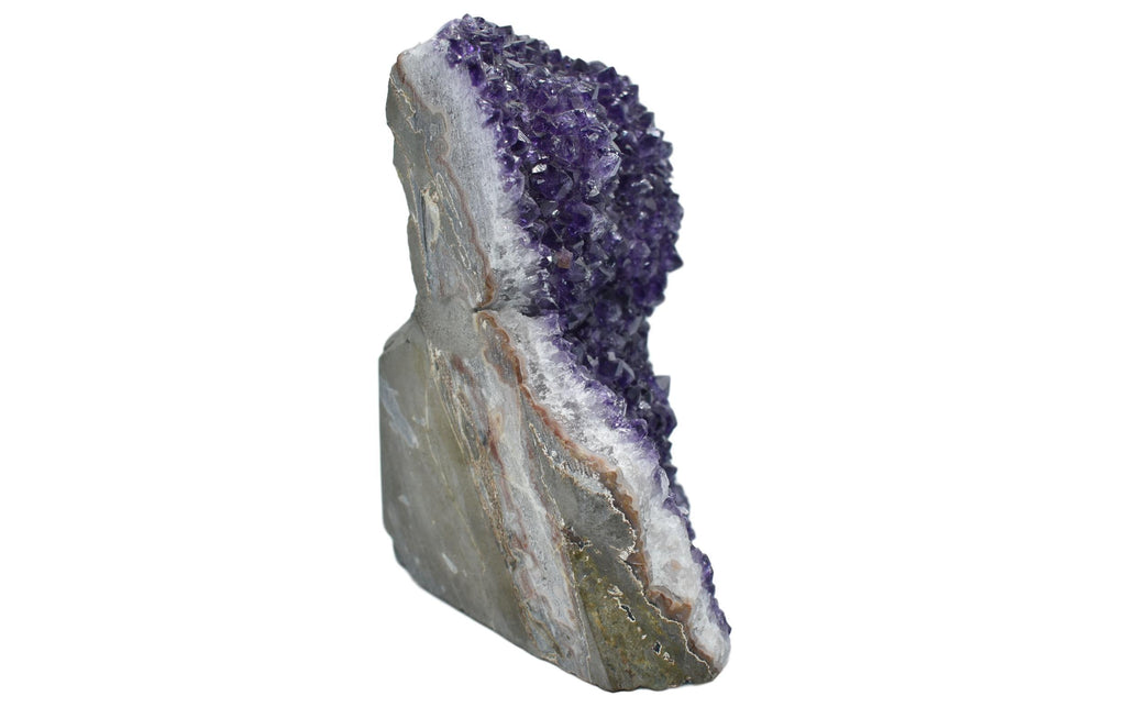 Amethyst Specimen Cut Base- per pound, not active