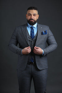 Plus Size Suit
