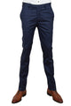 Slim-fit trousers -6