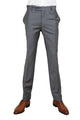 Slim-fit trousers -2