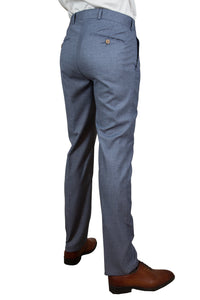 Slim-fit trousers -5