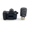 Camera Style USB Flash Drive