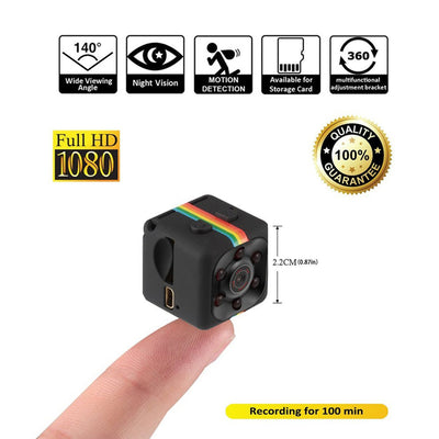 Mini Camera HD Camcorder - BUY 1 GET 1 FOR FREE