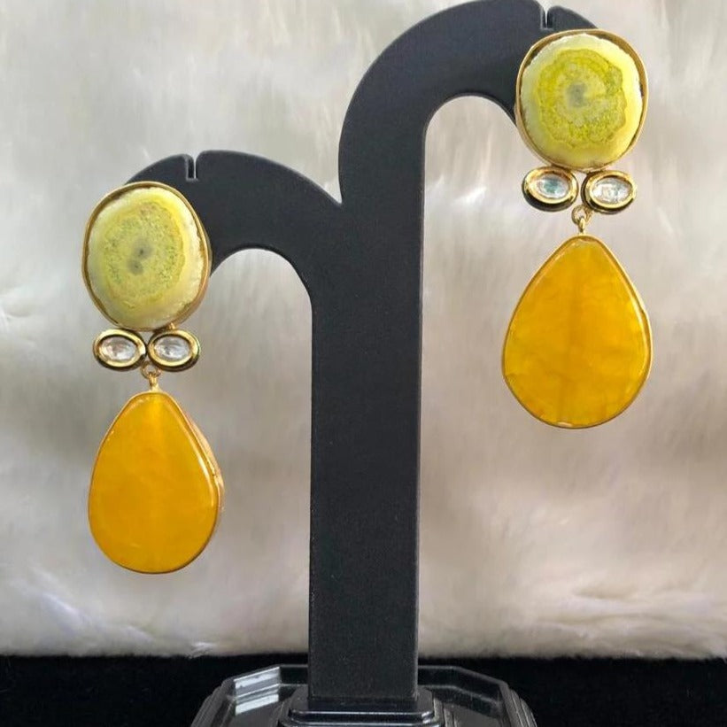Mango Bush Earrings