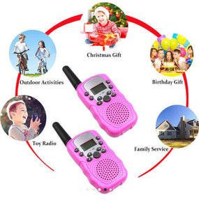 Twin Walkie Talkie Set