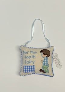 Powell Craft Boys Tooth Fairy Cushion