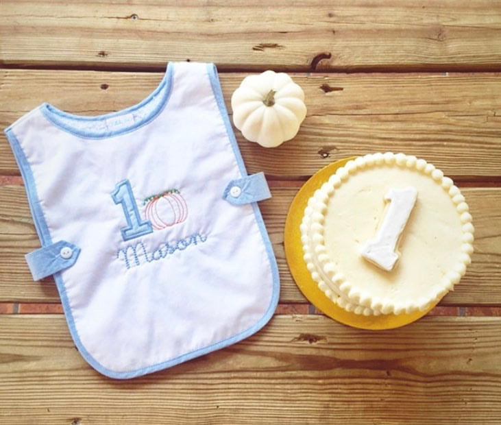 Lullaby Set Celebration Bib