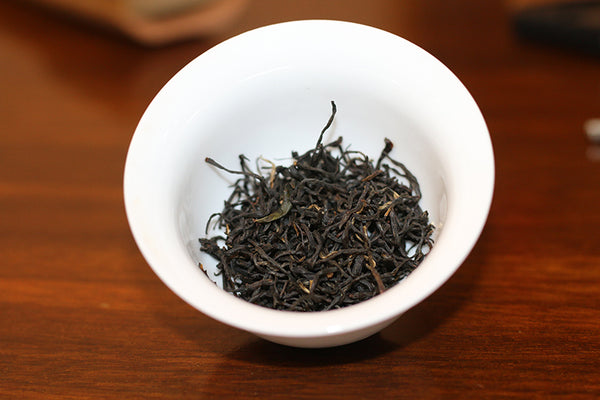 Lapsang souchong (floral style ) 2021