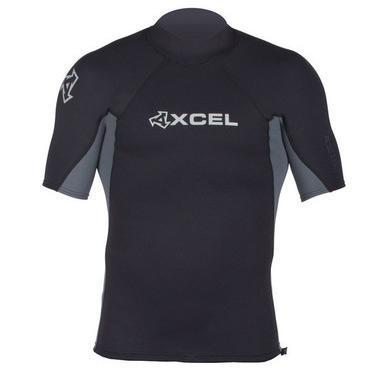 Xcel Mens Axis 1/0.5mm Short Sleeve Neoprene Top
