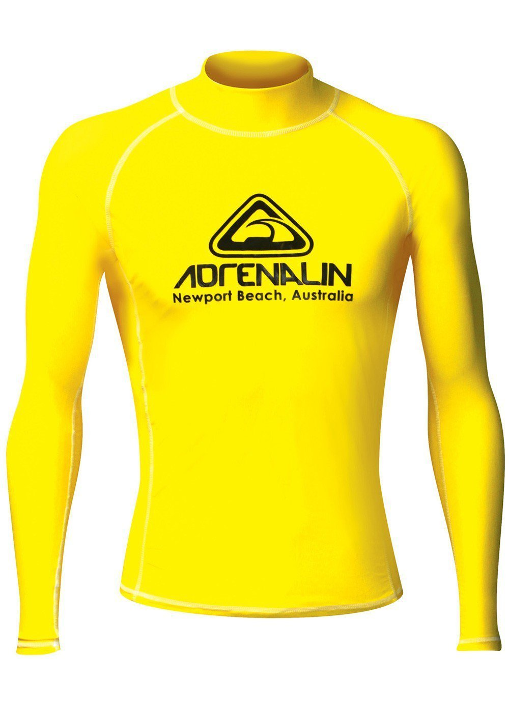Adrenalin Kids High Visibility Long Sleeve Rash Guard