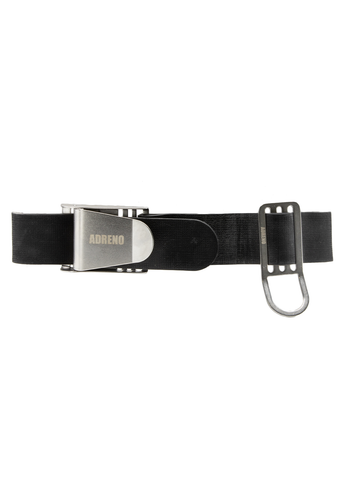 Adreno Rubber Weight Belt with Keeper