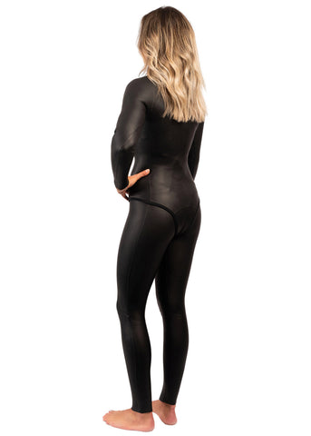 Aropec Womens 3mm Super-Stretch Free diving 2 Piece