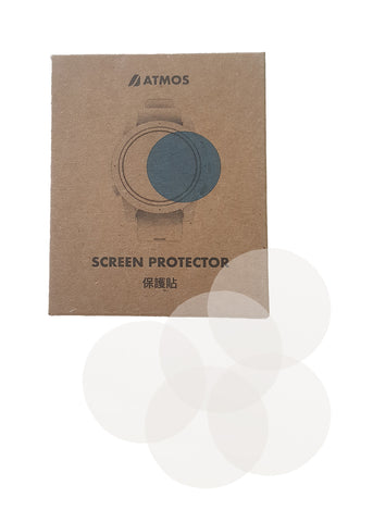 Atmos Mission One Screen protectors - 5 Pack