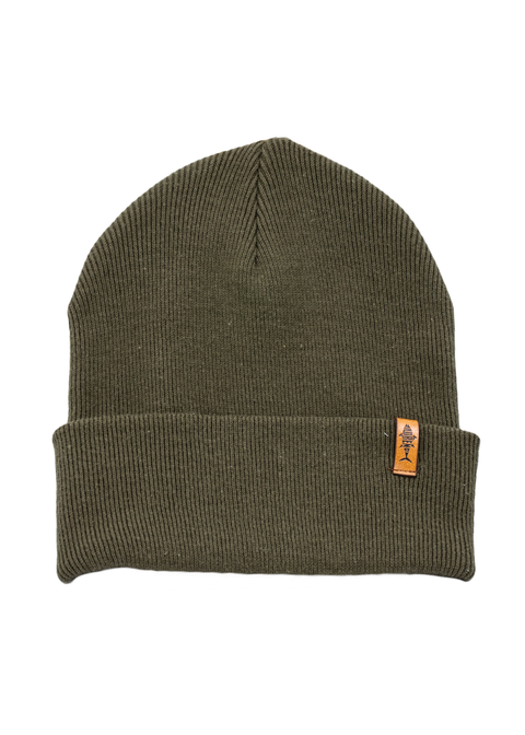 Adreno Fine Knit Cotton Beanie