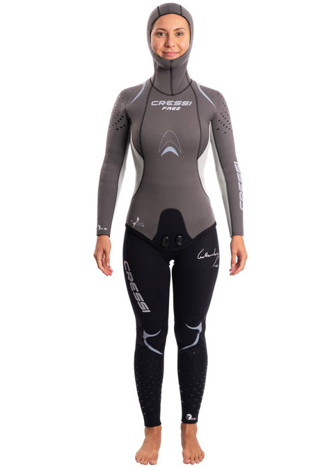Cressi FREE Womens Freediving Suit 5mm